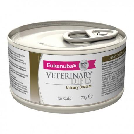Eukanuba Veterinary Diets Urinary Oxalate - canned cat food