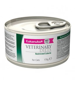 Eukanuba Veterinary Diets Restricted Calorie - canned cat food