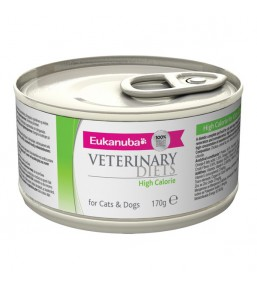 Eukanuba Veterinary Diets High Calorie - canned dog and cat food