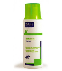 Sebolytic - Dermatological shampoo for cats and dogs
