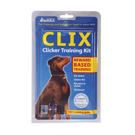 Clix - Clicker Training Kit