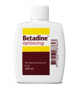 Betadine - Disinfectant solution